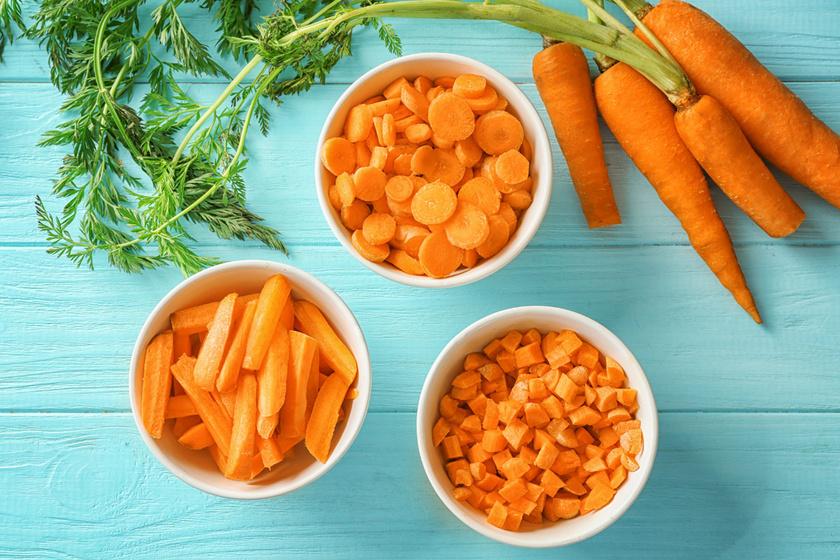 vajon a sárgarépa zsírt éget- e? ismétlődő hányás fogyás