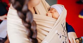 fogyni gyermek születése