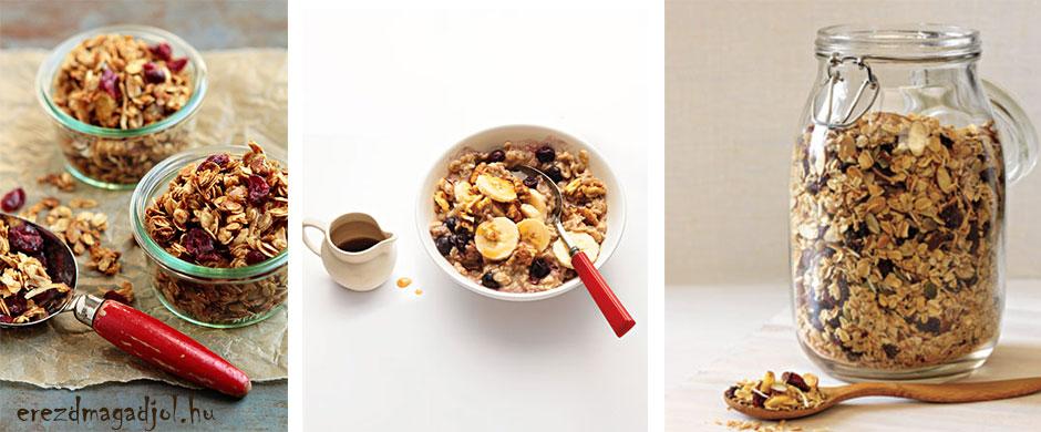 hogyan lehet lefogyni a granola rúddal)