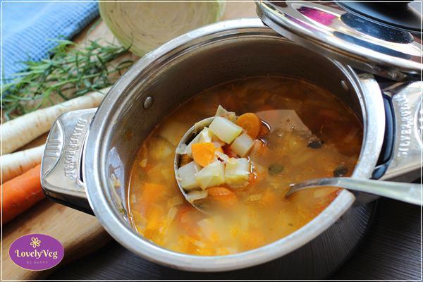 fogyókúrás káposzta leves recept)