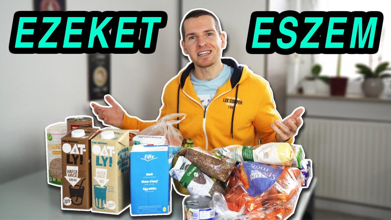 Mit egyek ha fogyni akarok? - Bevásárlólista életmódváltáshoz - Salátagyár