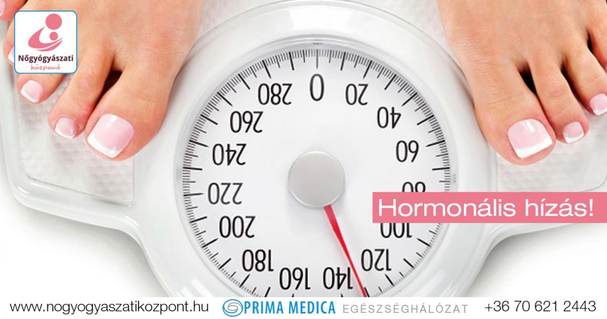 fogyás korai menopauza)