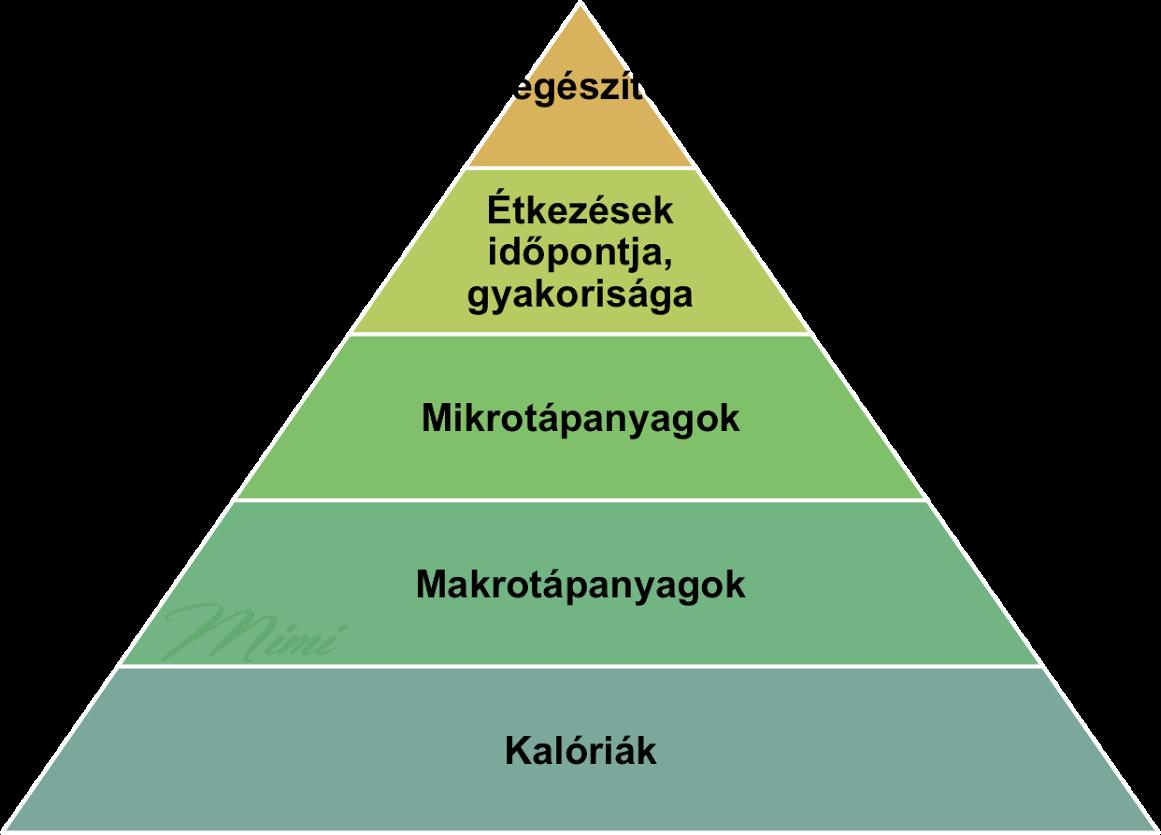 fogyás kiegészítő piramis rendszer)
