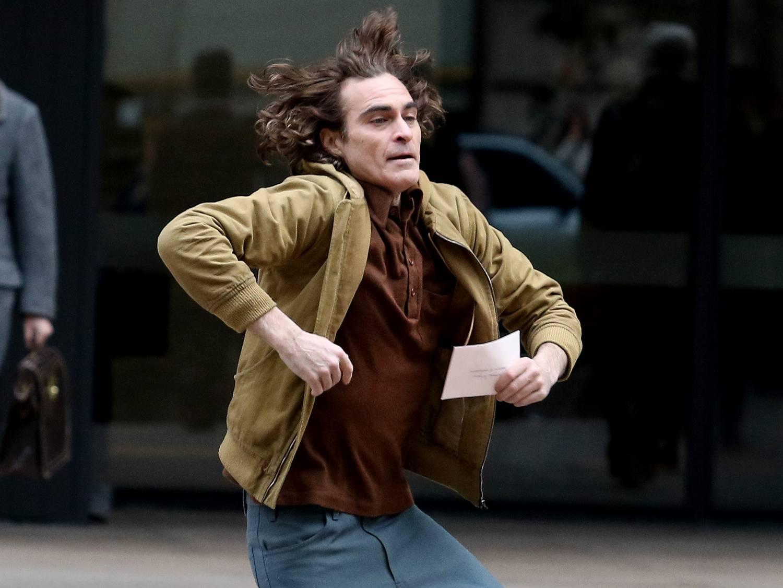 Joaquin Phoenix annyit fogyott Joker kedvéért, hogy majdnem beleőrült
