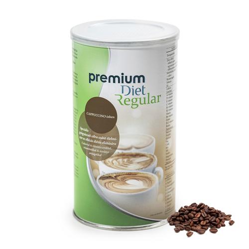 cappuccino fogyás ital