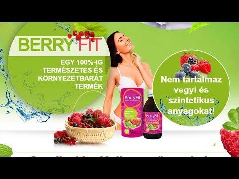 berry fit fogyás