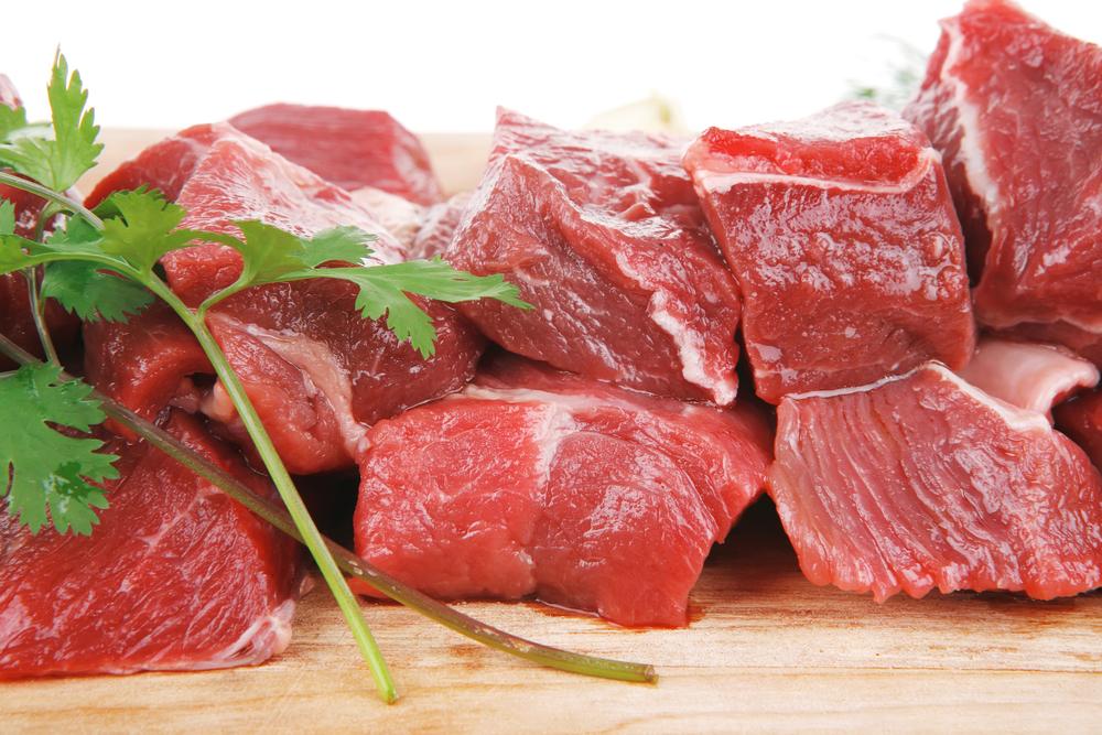 őrölt marhahús távolítsa el a zsírt)