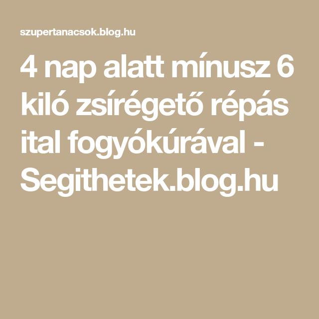 Zsírégetők | abisa.hu