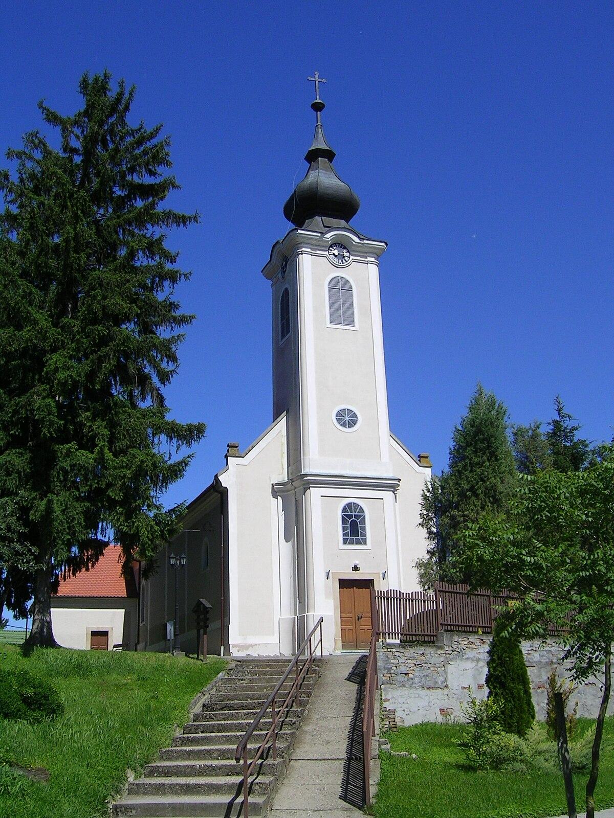 fogyás templom