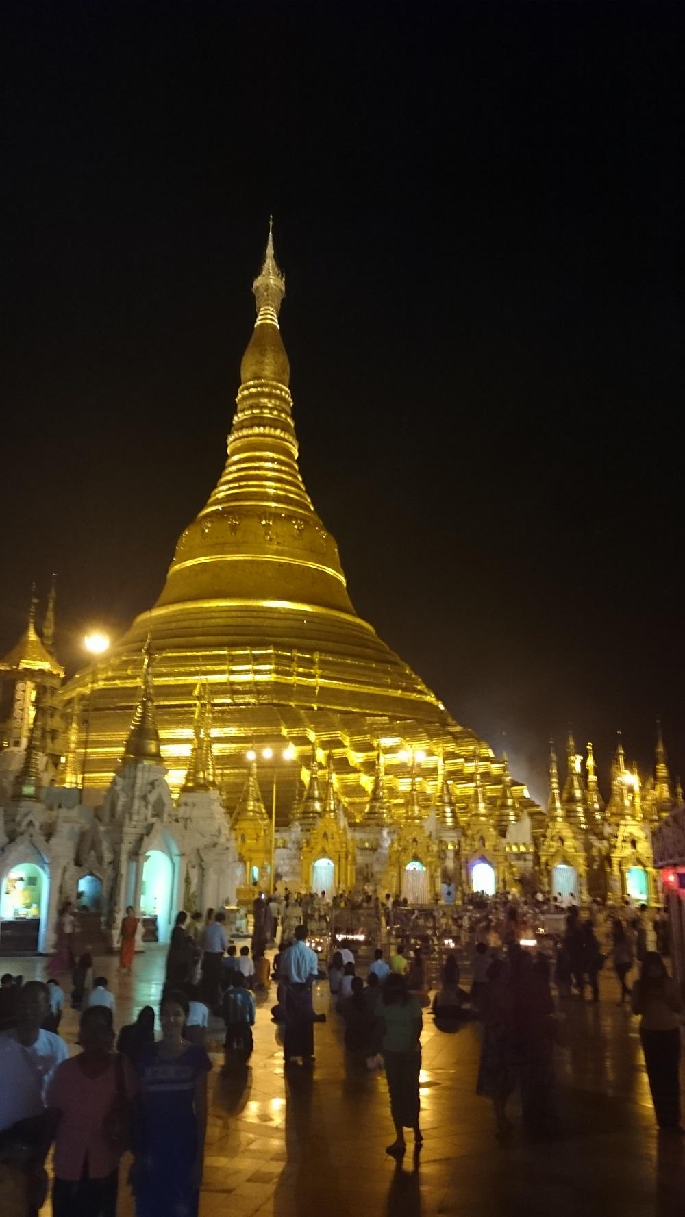 Mianmar fogyni