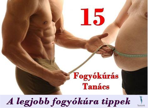 fogyás tippeket nők számára)