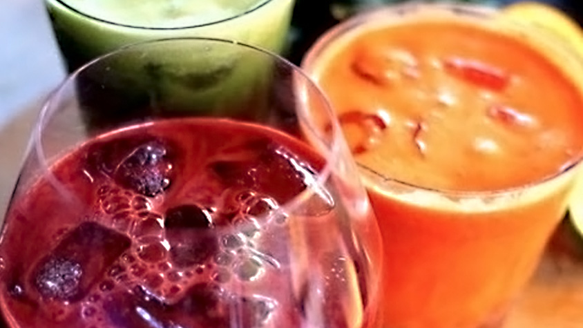 Gyors zsírégetés | Zsírégető nyári ételek és italok