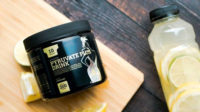 Pyruvat + CLA SlimFit   Panda Nutrition