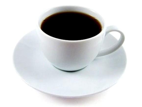 a fekete kávé lefogy?