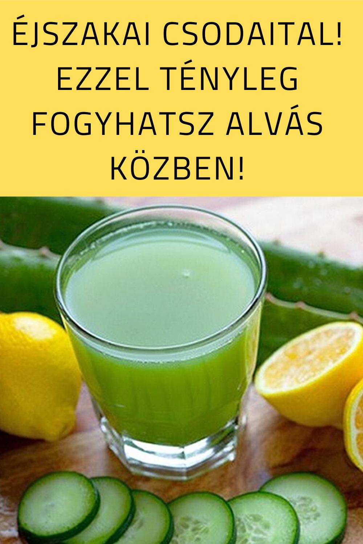 fogyni uborka ital