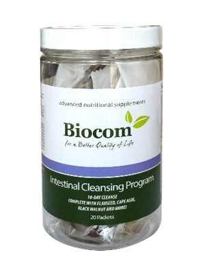 biocom béltisztító vélemények
