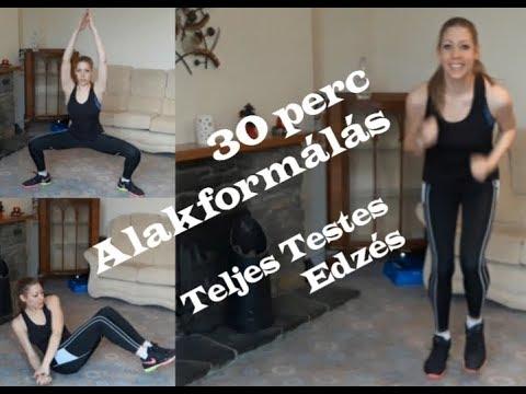 zsírégető aerobik videók