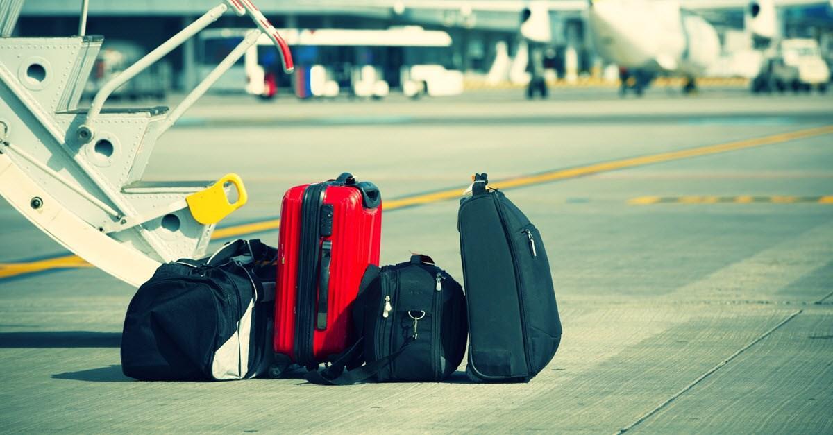 elveszíti a poggyász súlyát