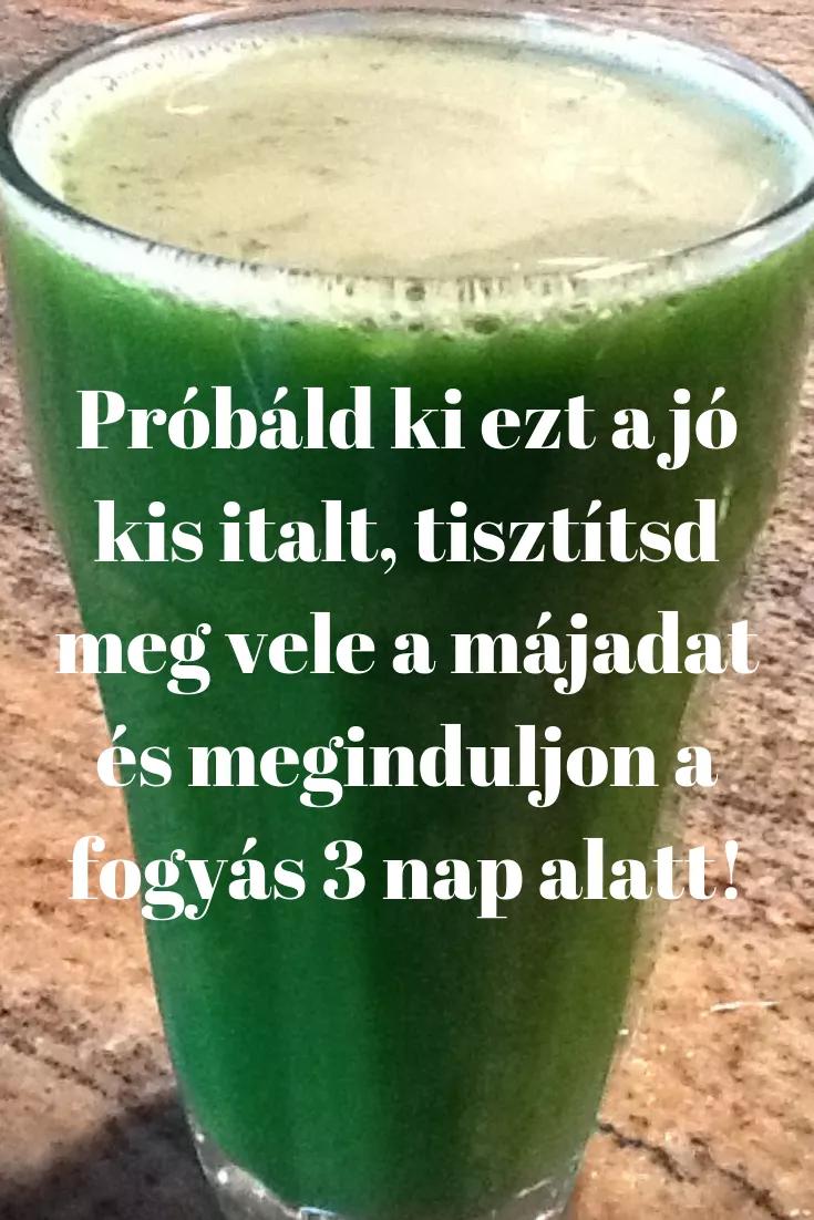 fogyás ital keverék)
