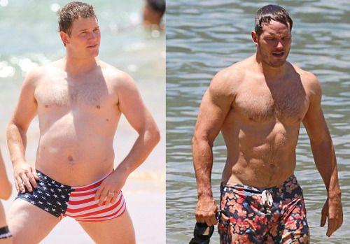 Sportos bosszúálló, avagy: Chris Pratt, a fitt!