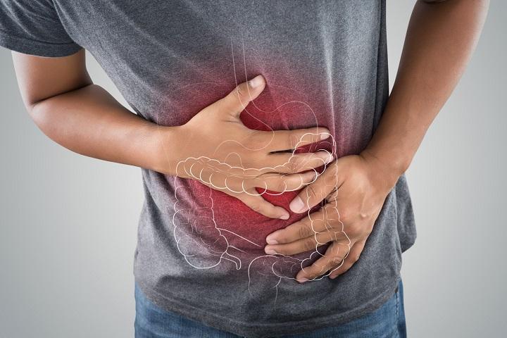 vastag és vékonybél gyulladás tünetei